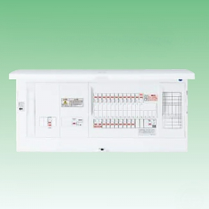 パナソニック レディ型 住宅分電盤 太陽光発電システム・エコキュート・電気温水器・IH対応 リミッタースペースなし フリースペース付 主幹容量75A 回路数20+回路スペース数2 《スマートコスモ コンパクト21》 BHSF87202S3