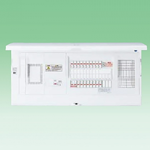 パナソニック レディ型 創エネ対応 住宅分電盤 エネルック 電力測定ユニット・家庭用燃料電池システム・ガス発電システム対応 リミッタースペース付 主幹容量50A 回路数16+回路スペース数2 《スマートコスモ コンパクト21》 BHSM35162G
