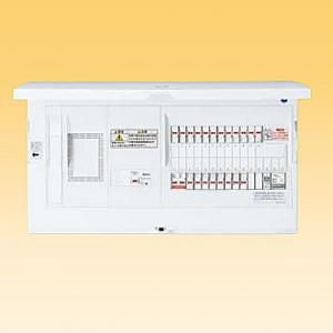 パナソニック レディ型 住宅分電盤 地震かみなりあんしんばん あんしん機能付 リミッタースペース付 露出・半埋込両用形 回路数16+回路スペース2 《スマートコスモ コンパクト21》 BHS35162ZR