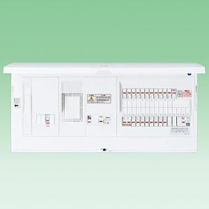 パナソニック レディ型 創エネ対応 住宅分電盤 EV・PHEV充電回路・太陽光発電システム・エコキュート・IH対応 リミッタースペース付 主幹容量75A 回路数32+回路スペース数2 《スマートコスモ コンパクト21》 BHS37322S2EV