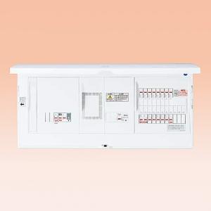 パナソニック レディ型 省エネ(蓄熱)対応 住宅分電盤 蓄熱暖房器・エコキュート(エコキュート用ブレーカ容量20A)・IH対応 リミッタースペース付 回路数18+回路スペース数3 《スマートコスモ コンパクト21》 BHS35183T24