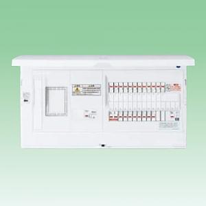 パナソニック レディ型 住宅分電盤 太陽光発電システム対応 リミッタースペース付 主幹容量50A 回路数8+回路スペース2 《スマートコスモ コンパクト21》 BHS3582J