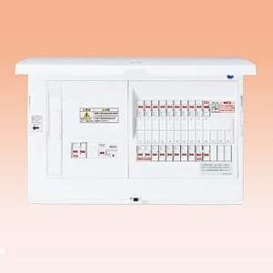 パナソニック レディ型 省エネ(蓄熱)対応 住宅分電盤 蓄熱暖房器(50A)・IH・エコキュート・電気温水器(40A)対応 リミッタースペースなし 回路数16+回路スペース数3 《スマートコスモ コンパクト21》 BHS810163Y45