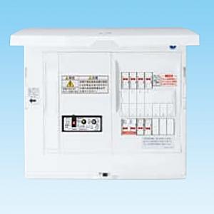 パナソニック レディ型 住宅分電盤 標準タイプ リミッタースペースなし 露出・半埋込両用形 回路数6+回路スペース3 《スマートコスモ コンパクト21》 BHS8363