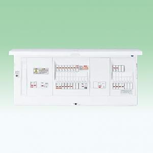 パナソニック レディ型 創エネ対応 住宅分電盤 太陽光発電システム・電気温水器・IH・蓄熱暖房器(主幹・分岐)対応 リミッタースペースなし 回路数:一般24/蓄熱5+回路スペース数:一般2/蓄熱5 《スマートコスモ コンパクト21》 BHS8424FT15