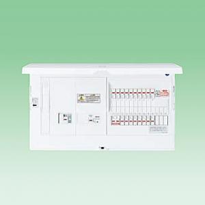 パナソニック レディ型 創エネ対応 住宅分電盤 太陽光発電システム対応(1次送り連系タイプ) リミッタースペースなし 主幹容量60A 回路数18+回路スペース数3 《スマートコスモ コンパクト21》 BHS86183J1