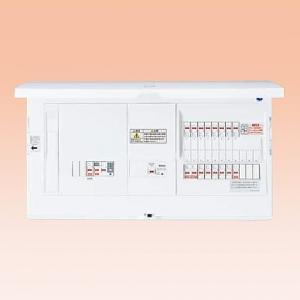 パナソニック レディ型 省エネ(蓄熱)対応 住宅分電盤 蓄熱暖房器・エコキュート・電気温水器(エコキュート用・電気温水器用ブレーカ容量30A)・IH対応 リミッタースペースなし 回路数22+回路スペース数3 《スマートコスモ コンパクト21》 BHS85223T34