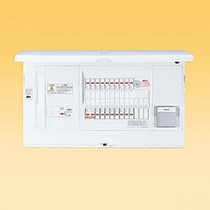 パナソニック レディ型 住宅分電盤 あかりぷらすばん リミッタースペースなし 露出・半埋込両用形 回路数38+回路スペース3 《スマートコスモ コンパクト21》 BHS86383L