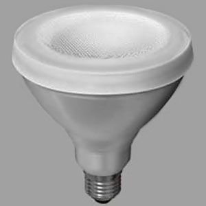 東洋ライテック 【ケース販売特価 10個セット】 LED電球 ビームランプ形 100W形相当 電球色 屋外・屋内兼用 E26口金 LDR12L-W/W/TC_set