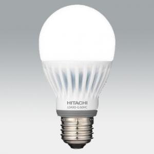 日立 【ケース販売特価 10個セット】 LED電球 一般電球形 広配光タイプ 低温対応 60W形相当 電球色 E26口金 密閉形器具対応 LDA9L-G/C-60HC_set