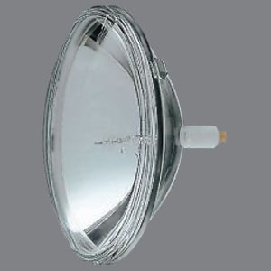【受注生産品】 パナソニック スタジオ用ハロゲン電球 シールドビーム形 500形 超狭角 E・M・E・P口金 JP100V500WC・SB6VN/E