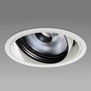 DAIKO LEDユニバーサルダウンライト 白色 CDM-T35W相当 埋込穴φ150 配光角8度 電源別売 中心光度配光 LZD-91970NW