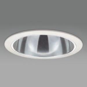 DAIKO LEDダウンライト 温白色 CDM-TP70W相当 埋込穴φ150 配光角40度 電源別売 鏡面コーンタイプ LZD-92301AW
