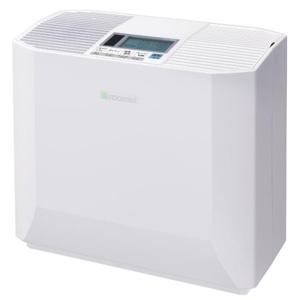 三菱重工 ハイブリッド式加湿器 《ルーミスト》 おもに8.5畳用 エアコン連動タイプ プラズマW除菌 加湿量:500ml/h クリアホワイト SHK50NR(-W)