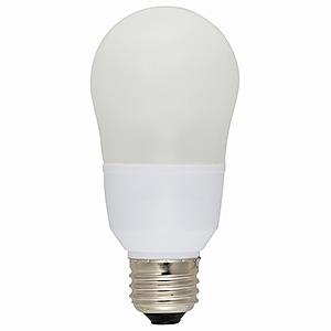 オーム電機 OHM 電球形蛍光灯 お気にいる 《エコなボール》 A形 EFA15EL 12N 格安 白熱電球60W形相当 E26口金 電球色