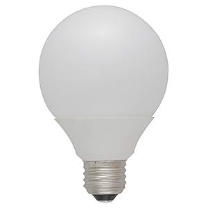 オーム電機(OHM) 【ケース販売特価 50個セット】 電球形蛍光灯 《エコデンキュウ》 G形 ボール電球60W形相当 電球色 E26口金 EFG15EL/12_50set