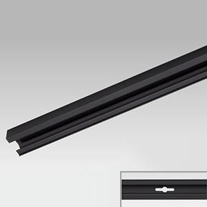 東芝 【ケース販売特価 10本セット】 ライティングレール Ⅵ形 長さ1m 黒 NDR0211K_set