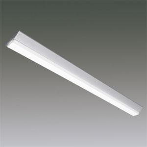 アイリスオーヤマ 【ケース販売特価 10台セット】 一体型LEDベースライト 《LXラインルクス》 40形 直付逆富士型 幅150mmタイプ 非調光タイプ 6900lmタイプ Hf32形×2灯高出力型器具相当 昼白色 LX160F-69N-CL40_set