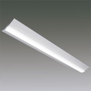 アイリスオーヤマ 一体型LEDベースライト 《LXラインルクス》 40形 直付逆富士型 幅230mmタイプ 調光タイプ 5200lmタイプ Hf32形×2灯定格出力型器具相当 昼白色 LX160F-52N-CL40W-D