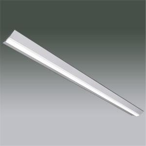 アイリスオーヤマ 一体型LEDベースライト 《LXラインルクス》 110形 直付逆富士型 幅230mmタイプ 非調光タイプ 13400lmタイプ Hf86形×2灯定格出力型器具相当 昼白色 LX160F-134N-CL110WT