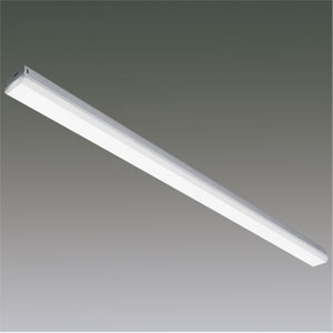 アイリスオーヤマ 一体型LEDベースライト 《LXラインルクス》 40形 トラフ型 調光タイプ 6900lmタイプ Hf32形×2灯高出力型器具相当 昼白色 LX160F-69N-TR40-D