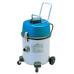 日立 業務用クリーナー 業務用大容量タイプ 乾・湿両用 集じん容積14L/吸水量10L コード長12m(アースクリップ・漏電ブレーカー付 直付式) CV-97WDBL