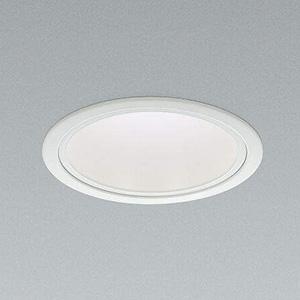 コイズミ照明 LEDベースダウンライト sunset調光タイプ 1500lmクラス HID35W相当 電球色 埋込穴φ100mm 照度角50° 電源別売 XD90996L