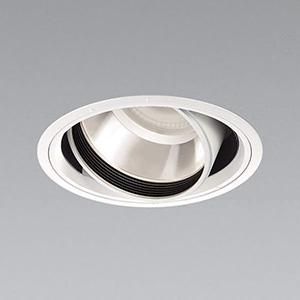 コイズミ照明 LEDユニバーサルダウンライト 2500lmクラス HID100W・FHT42W×2相当 温白色 埋込穴φ150mm 照度角35° 電源別売 XD91043L