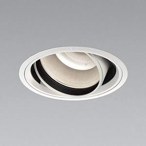 コイズミ照明 LEDユニバーサルダウンライト 4000lmクラス HID100W・FHT42W×3相当 温白色 埋込穴φ150mm 照度角55° 電源別売 XD91052L