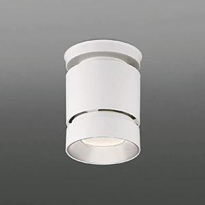 コイズミ照明 LEDシーリングダウンライト 10000lmクラス HID150W・FHT42W×4相当 電球色 照度角60° 電源別売別置型 XH91165L