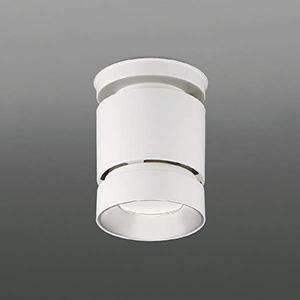 コイズミ照明 LEDシーリングダウンライト 10000lmクラス HID150W・FHT42W×4相当 白色 照度角35° 電源別売別置型 XH91163L