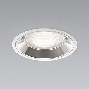 コイズミ照明 LEDベースダウンライト 12500lmクラス HID250W相当 温白色 埋込穴φ150mm 照度角55° 電源別売 XD91235L