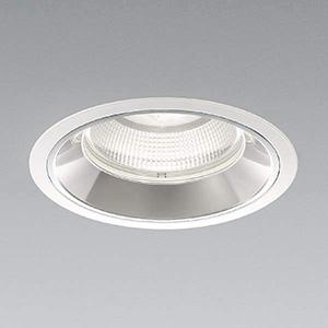 コイズミ照明 LEDベースダウンライト ハイパワー20000lmクラス HID400W相当 白色 埋込穴φ200mm 照度角50° 電源別売 XD91246L