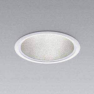 コイズミ照明 LEDベースダウンライト 10000lmクラス HID150W相当 白色 埋込穴φ150mm 照度角35° 電源別売 XD91302L