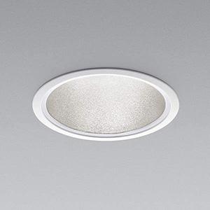 コイズミ照明 LEDベースダウンライト 4000lmクラス HID100W相当 温白色 埋込穴φ125mm 照度角35° 電源別売 XD91304L