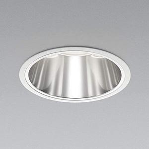コイズミ照明 LEDベースダウンライト 深型 5500lmクラス HID100W・FHT57W×3相当 温白色 埋込穴φ150mm 照度角55° 電源別売 XD91346L