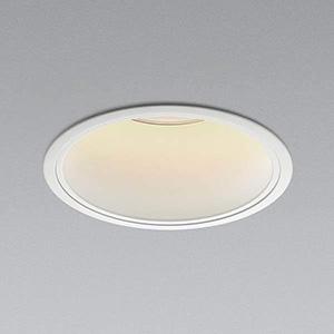 コイズミ照明 LEDベースダウンライト 深型 5500lmクラス HID100W・FHT57W×3相当 電球色 埋込穴φ150mm 照度角55° 電源別売 XD91349L