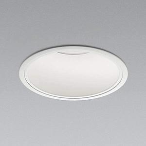 コイズミ照明 LEDベースダウンライト 深型 5500lmクラス HID100W・FHT57W×3相当 白色 埋込穴φ150mm 照度角45° 電源別売 XD91344L