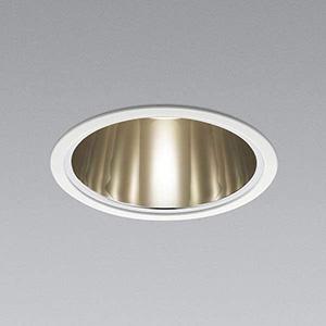 コイズミ照明 LEDベースダウンライト 深型 5500lmクラス HID100W・FHT57W×3相当 電球色 埋込穴φ125mm 照度角55° 電源別売 XD91356L
