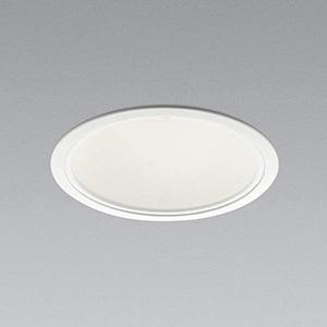コイズミ照明 LEDベースダウンライト 深型 5500lmクラス HID100W・FHT57W×3相当 温白色 埋込穴φ125mm 照度角50° 電源別売 XD91360L