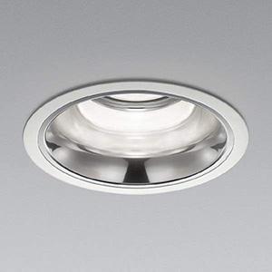 コイズミ照明 LEDベースダウンライト 深型 4000lmクラス HID100W・FHT42W×3相当 白色 埋込穴φ200mm 照度角60° 電源別売 XD91362L