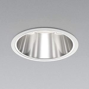 コイズミ照明 LEDベースダウンライト 深型 4000lmクラス HID100W・FHT42W×3相当 温白色 埋込穴φ150mm 照度角40° 電源別売 XD91365L