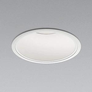 コイズミ照明 LEDベースダウンライト 深型 4000lmクラス HID100W・FHT42W×3相当 白色 埋込穴φ150mm 照度角40° 電源別売 XD91369L