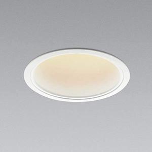 コイズミ照明 LEDベースダウンライト 深型 4000lmクラス HID100W・FHT42W×3相当 電球色 埋込穴φ125mm 照度角50° 電源別売 XD91384L