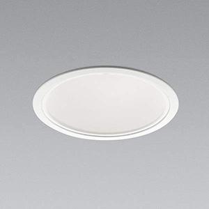 コイズミ照明 LEDベースダウンライト 深型 4000lmクラス HID100W・FHT42W×3相当 白色 埋込穴φ125mm 照度角50° 電源別売 XD91386L
