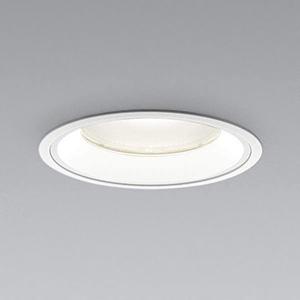 コイズミ照明 LEDベースダウンライト 浅型 明るさ切替タイプ HID150W・FHT42W×4相当 温白色 埋込穴φ150mm 照度角60° 電源別売 XD91396L