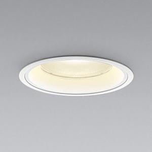 コイズミ照明 LEDベースダウンライト 浅型 5500lmクラス HID100W・FHT57W×3相当 電球色 埋込穴φ150mm 照度角60° 電源別売 XD91410L