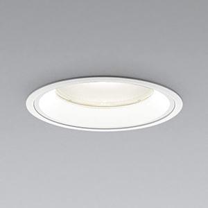 コイズミ照明 LEDベースダウンライト 浅型 5500lmクラス HID100W・FHT57W×3相当 温白色 埋込穴φ150mm 照度角60° 電源別売 XD91411L