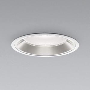 コイズミ照明 LEDベースダウンライト 浅型 4000lmクラス HID100W・FHT42W×3相当 昼白色 埋込穴φ150mm 照度角60° 電源別売 XD91416L