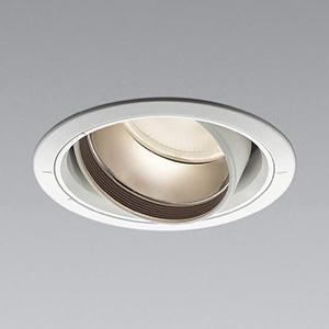コイズミ照明 LEDユニバーサルダウンライト 5500lmクラス HID100W・FHT57W×3相当 電球色 埋込穴φ175mm 照度角45° 電源別売 XD91433L